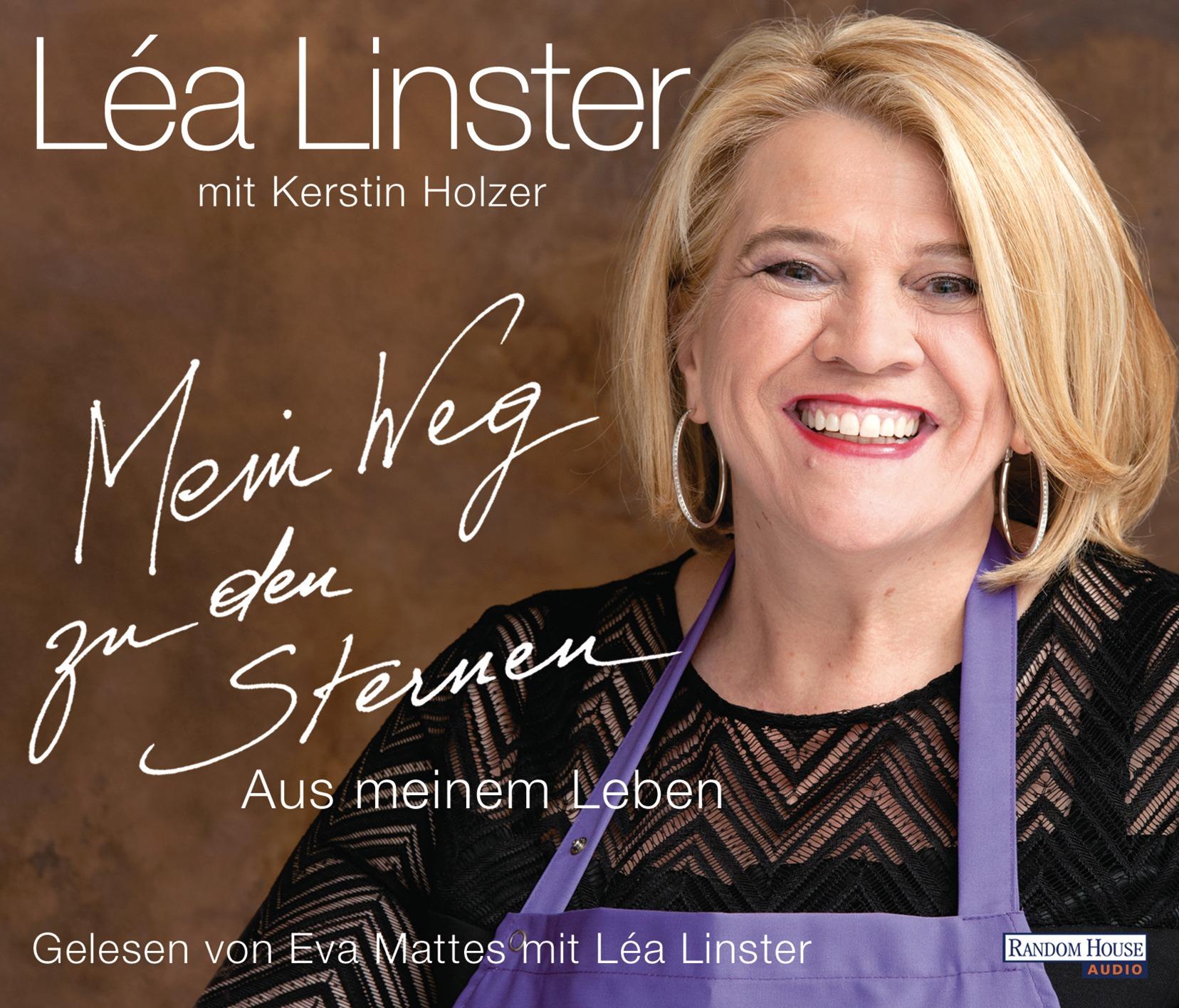 Mein Weg zu den Sternen: Aus meinem Leben - Léa Linster [4 Audio CDs]