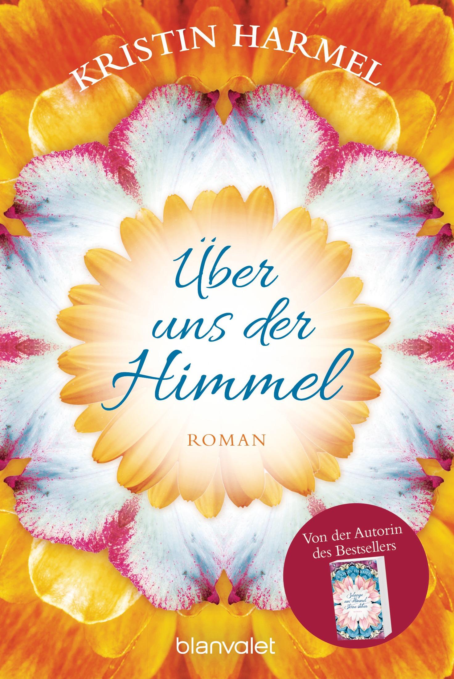 Über uns der Himmel - Kristin Harmel [Taschenbuch]
