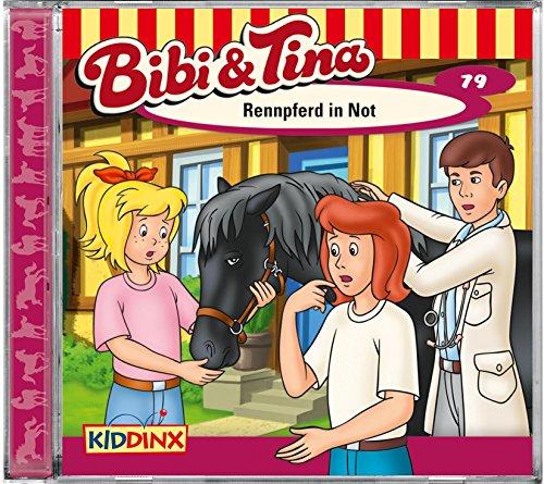 Bibi & Tina 79: Folge 79 - Rennpferd in Not