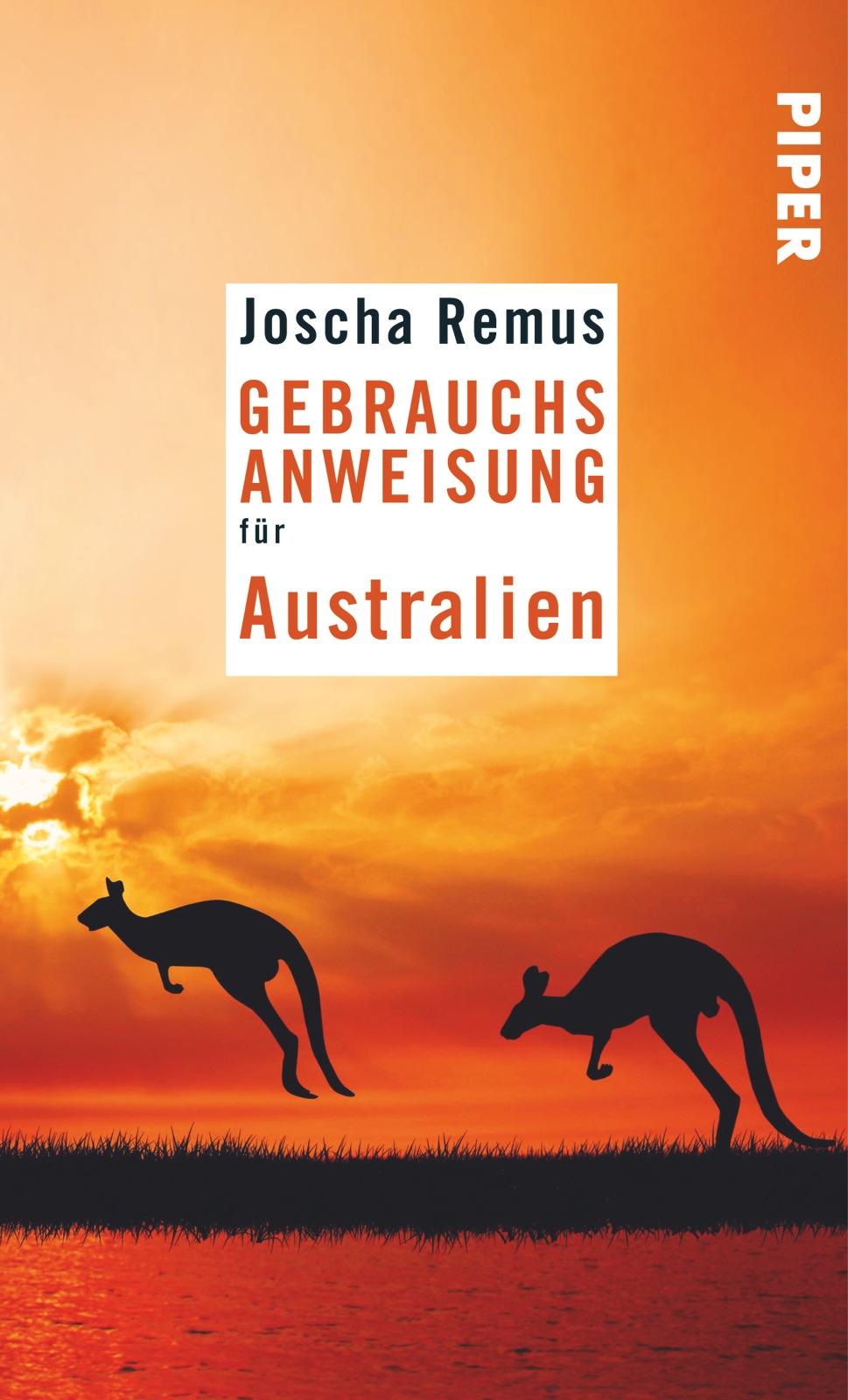 Gebrauchsanweisung für Australien - Remus, Joscha