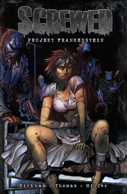 Screwed: Projekt Frankenstein - Thomas, Keith