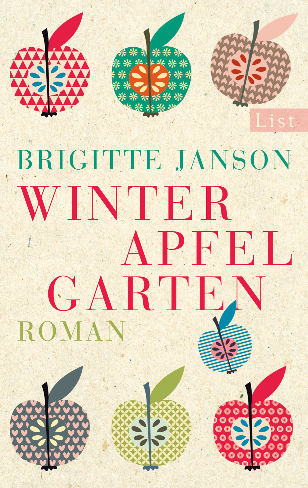 Winterapfelgarten - Brigitte Janson