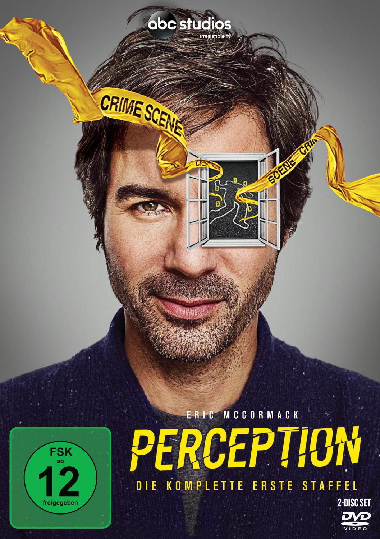 Perception - Die komplette 1. Staffel [2 DVDs]