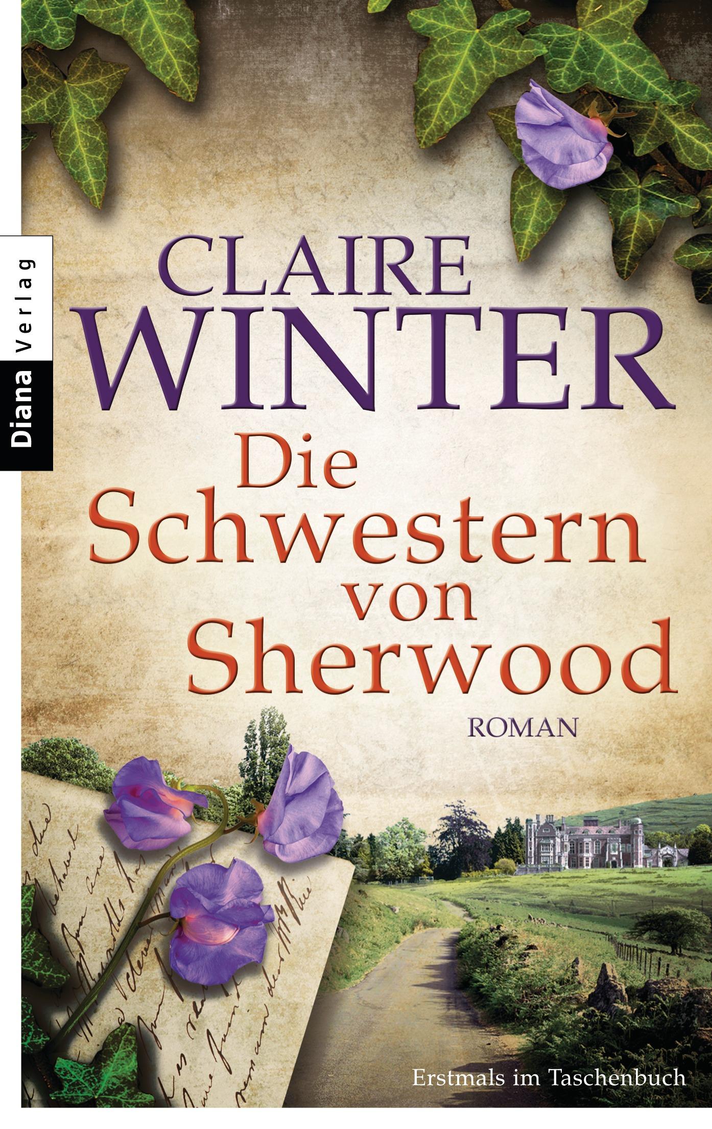 Die Schwestern von Sherwood - Claire Winter [Taschenbuch]