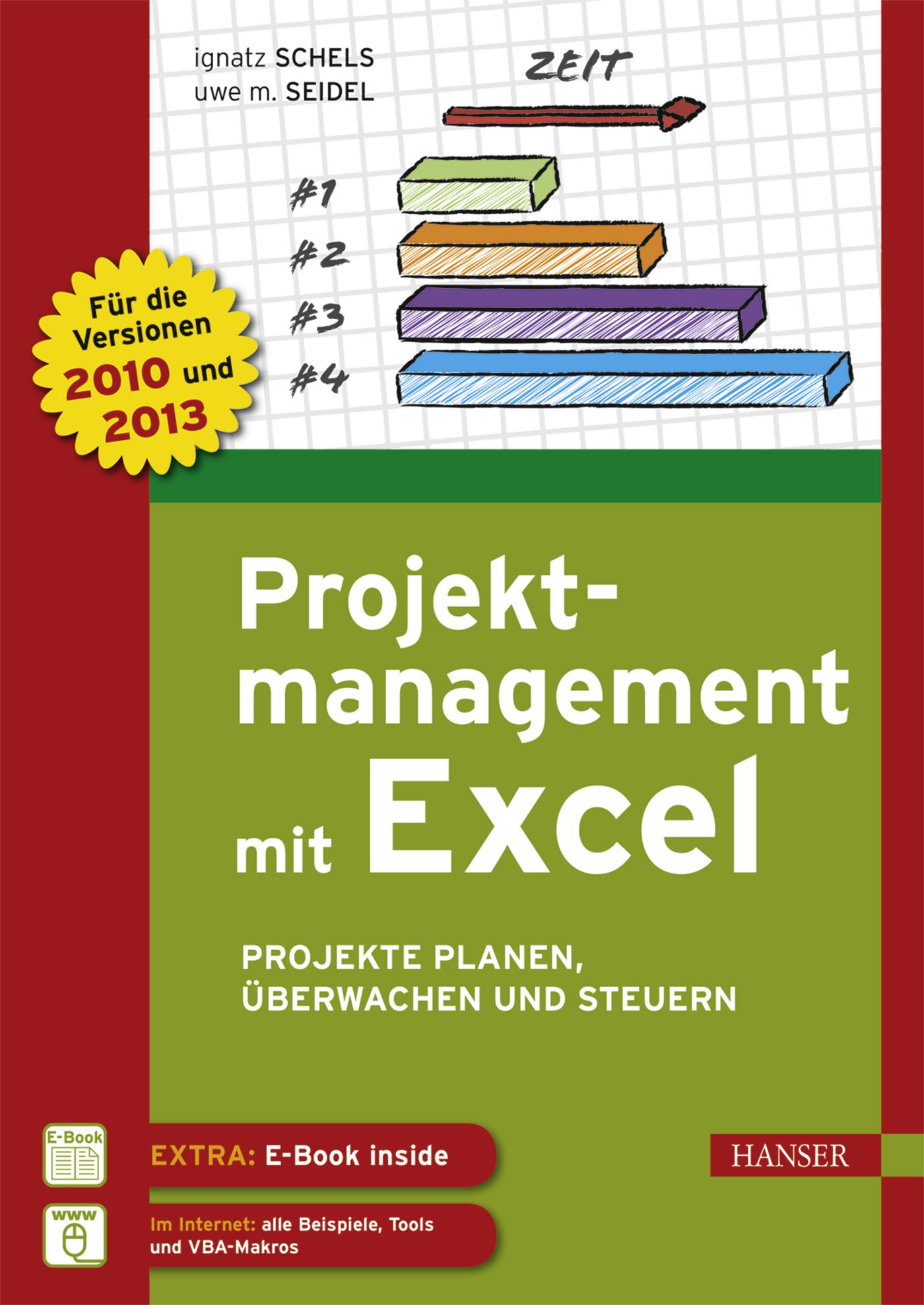 Projektmanagement mit Excel: Projekte planen, ü...