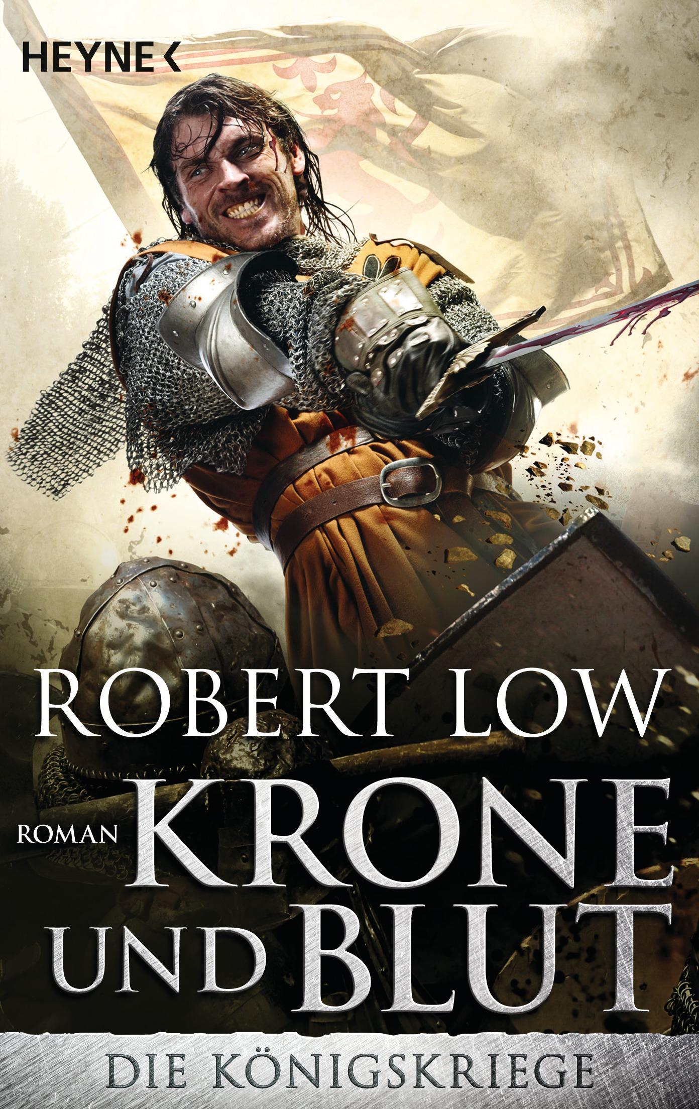 Die Königskriege: Band 2 - Krone und Blut - Robert Low