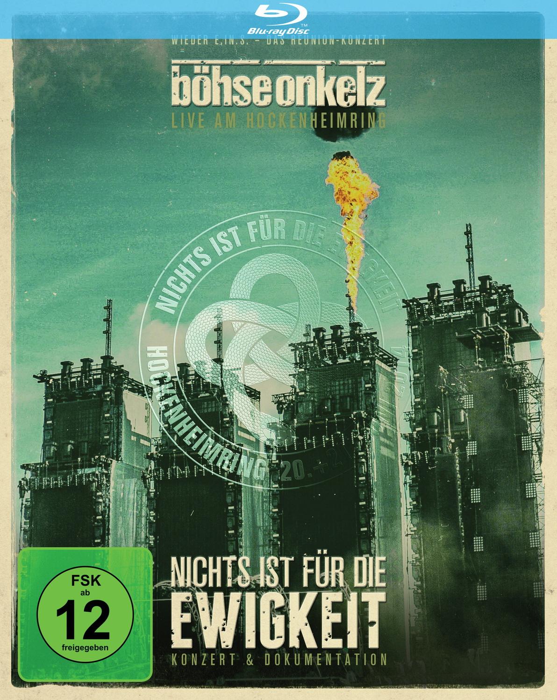 Böhse Onkelz - Nichts ist für die Ewigkeit/Live am Hockenheimring 2014