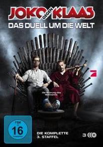 Joko gegen Klaas - Das Duell um die Welt: Die komplette dritte Staffel [4 DVDs]