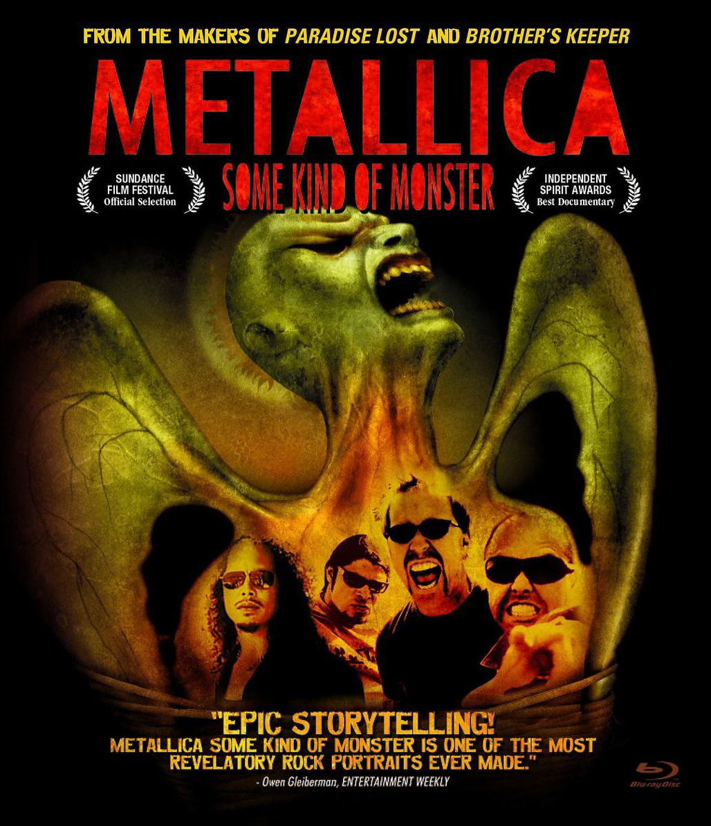 Metallica - Some Kind Of Monster/10th Anniversary Edition [inkl. DVD, UK Import]