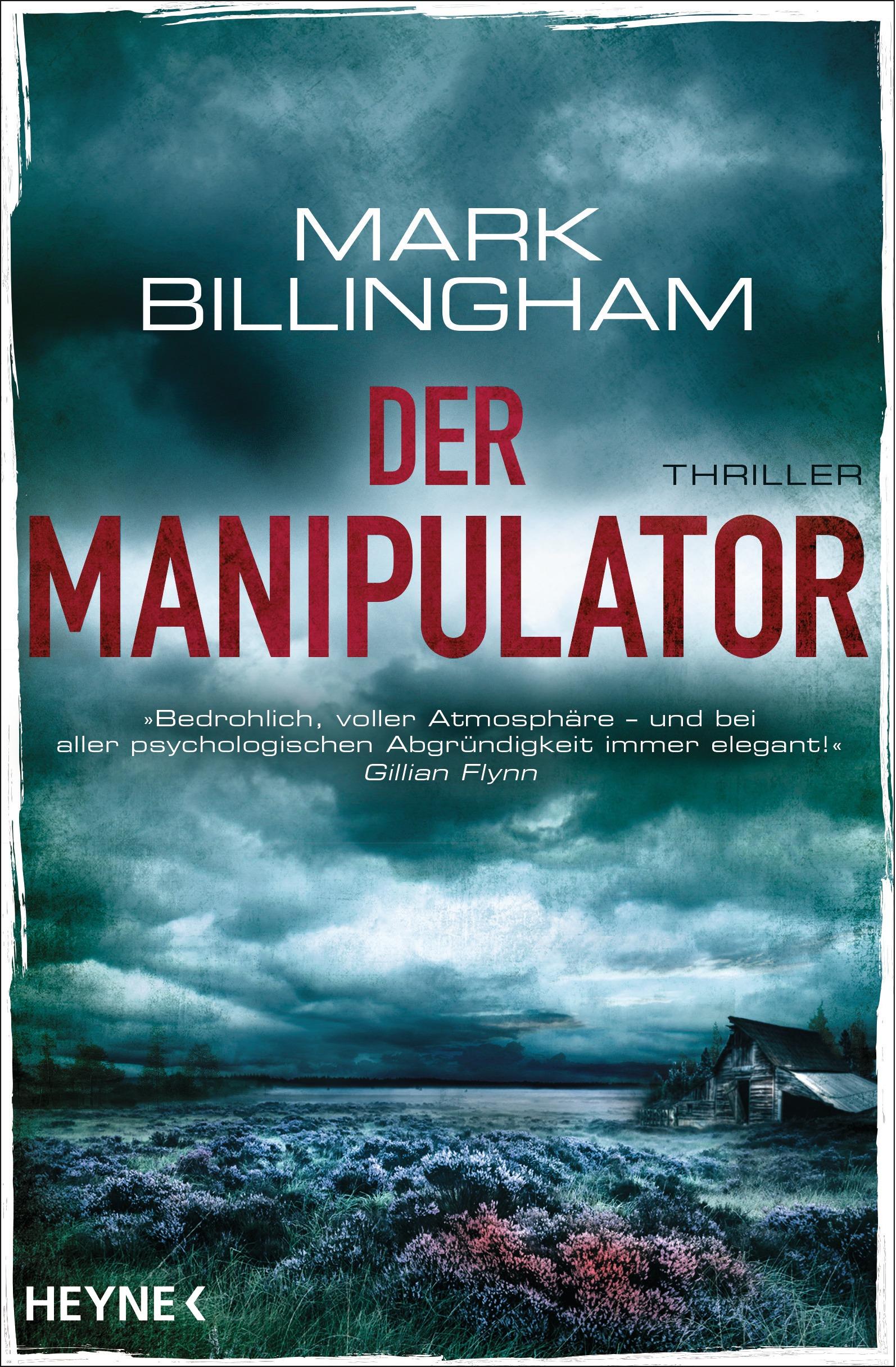 Der Manipulator - Mark Billingham