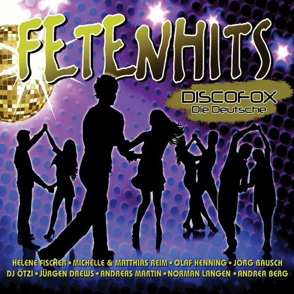 Various - Fetenhits Discofox - Die Deutsche