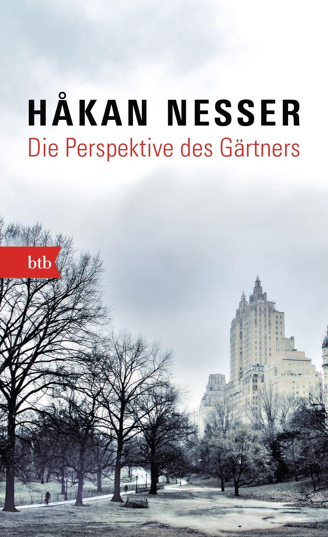 Die Perspektive des Gärtners - Håkan Nesser [Taschenbuch]