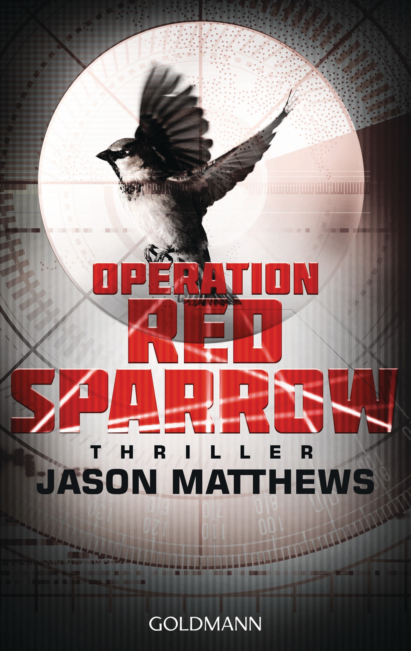 Operation Red Sparrow - Jason Matthews [Taschenbuch]