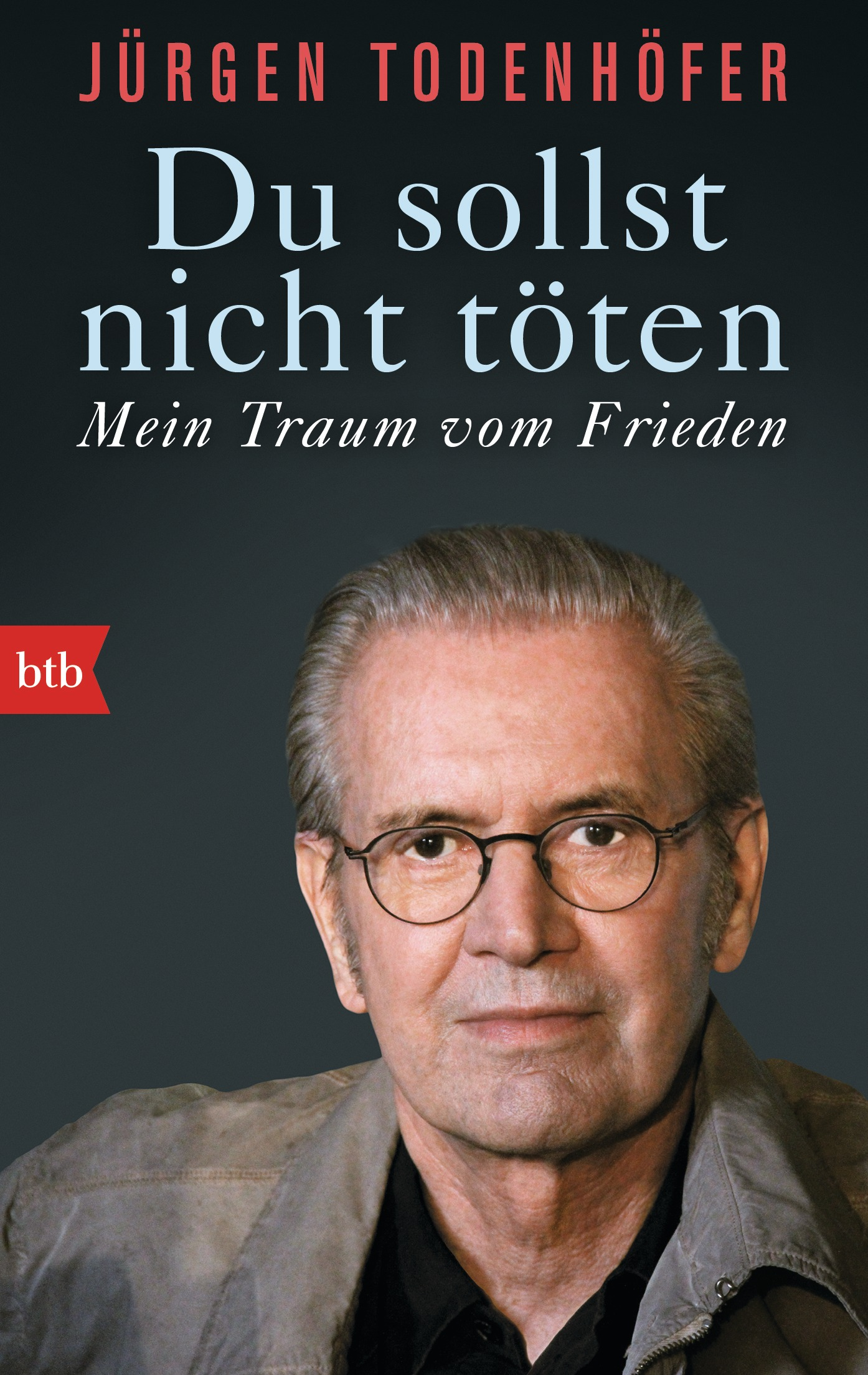 Du sollst nicht töten: Mein Traum vom Frieden - Jürgen Todenhöfer [Taschenbuch]