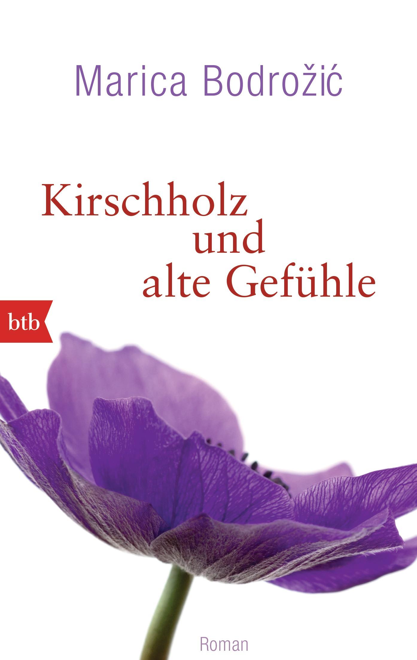 Kirschholz und alte Gefühle: Roman - Bodrozic, ...