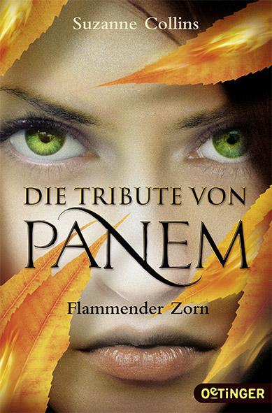 Die Tribute von Panem - Flammender Zorn - Collins, Suzanne