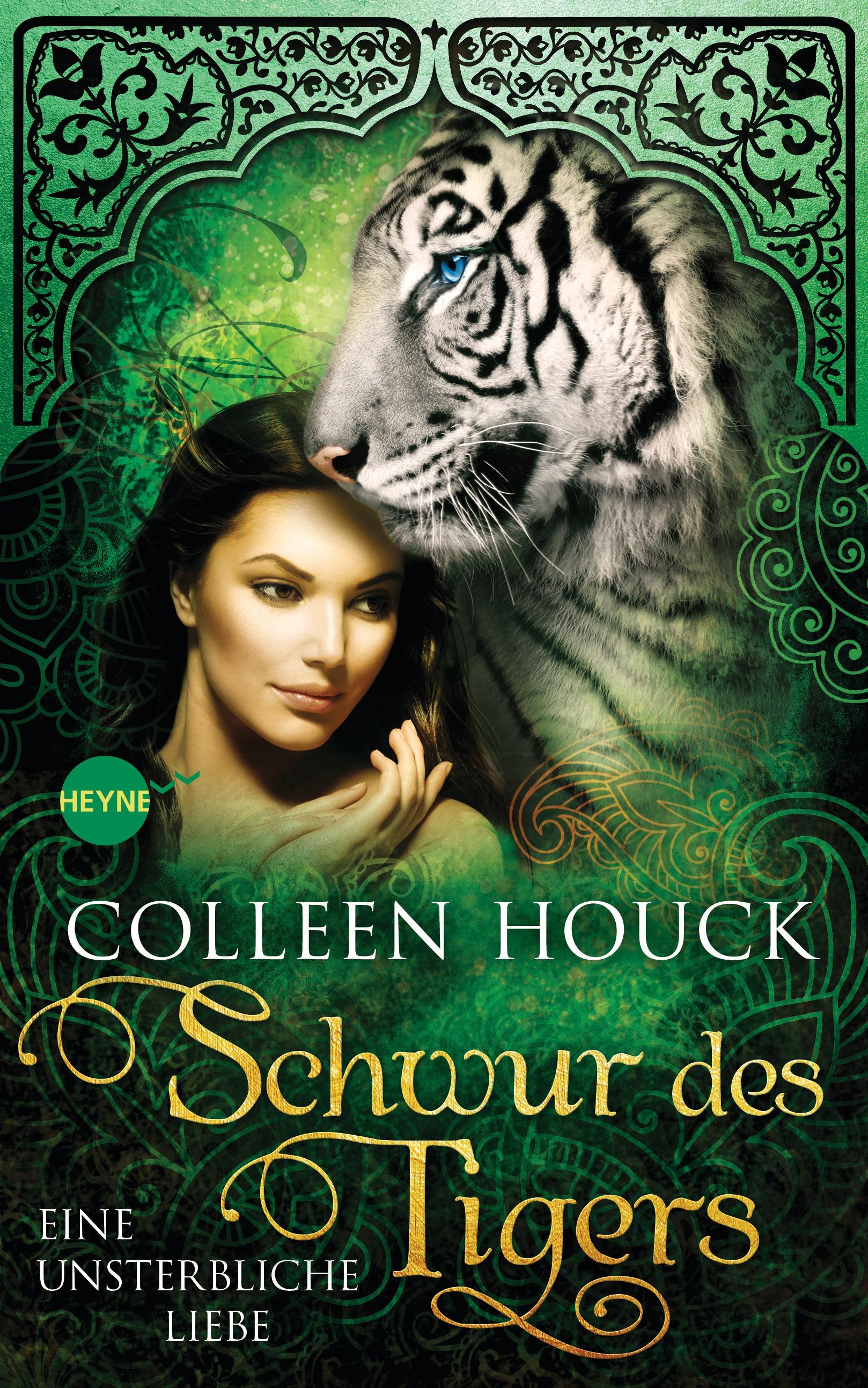 Kuss des Tigers: Band 4 - Schwur des Tigers - Eine unsterbliche Liebe - Colleen Houck