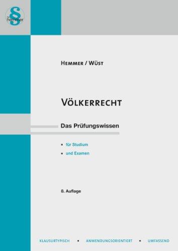 Völkerrecht - Hemmer Karl Edmund