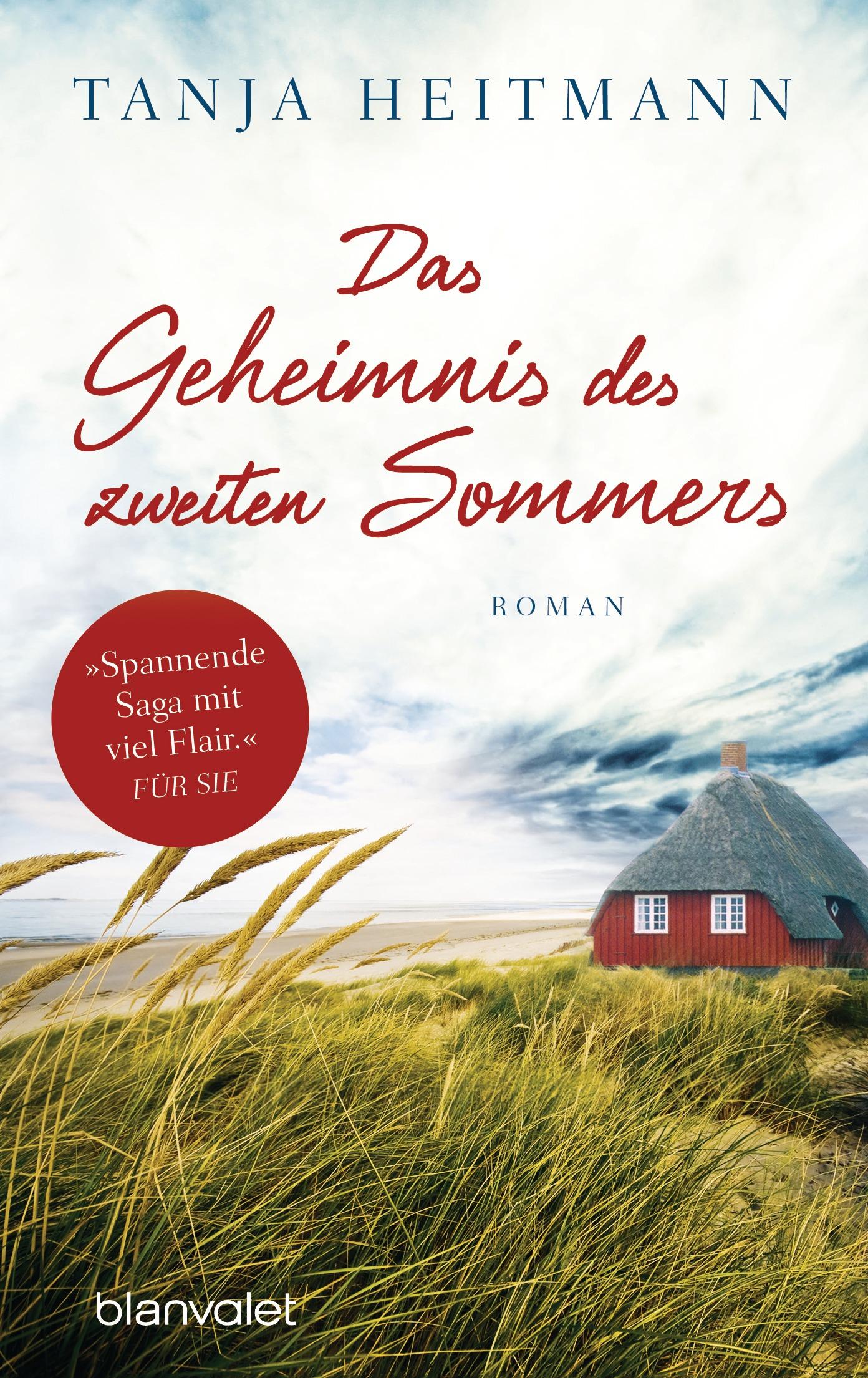 Das Geheimnis des zweiten Sommers - Tanja Heitmann
