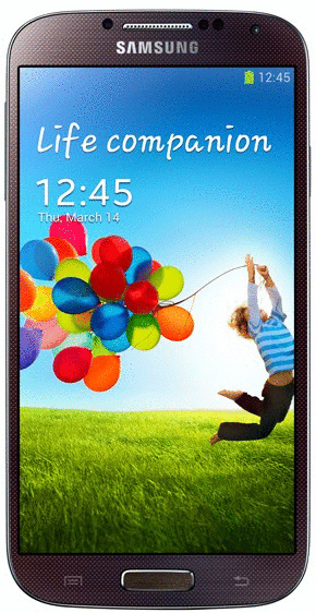 Samsung I9506 Galaxy S4 with LTE+ 16GB brown au...
