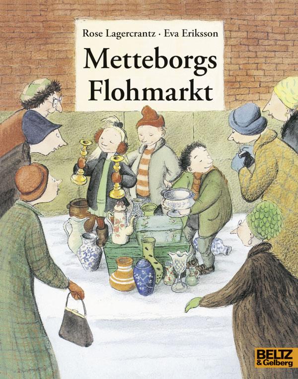 Metteborgs Flohmarkt - Lagercrantz, Rose