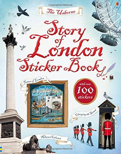 Story of London Sticker Book - Jones, Rob Lloyd