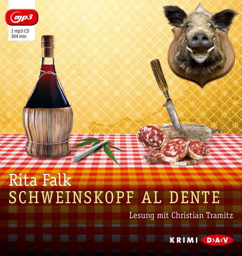 Schweinskopf al dente - Rita Falk [1 mp3 CD]