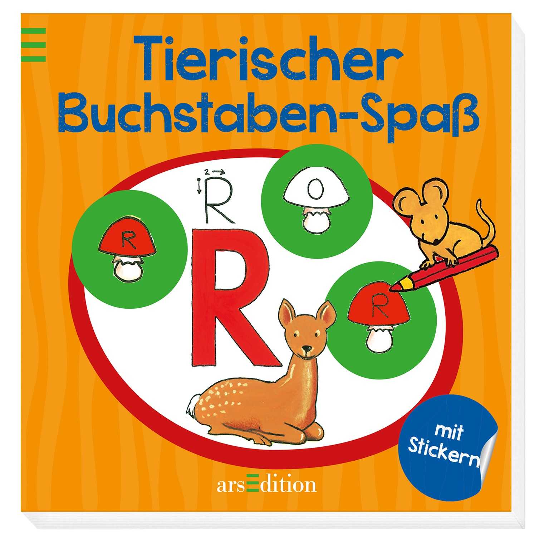 Tierischer Buchstaben-Spaß (Tierische Rätsel-Re...