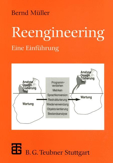 Reengineering: Eine Einführung (Leitfäden der I...