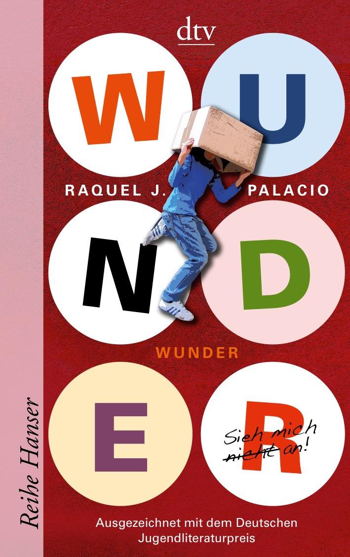 Wunder Sieh mich nicht an - Raquel J. Palacio [Taschenbuch]
