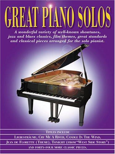 Great Piano Solos The Purple Book revised Editi...