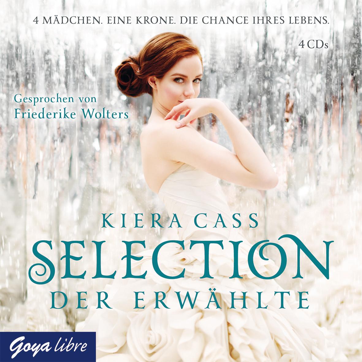 Selection: Der Erwählte - Kiera Cass [4 Audio CDs]