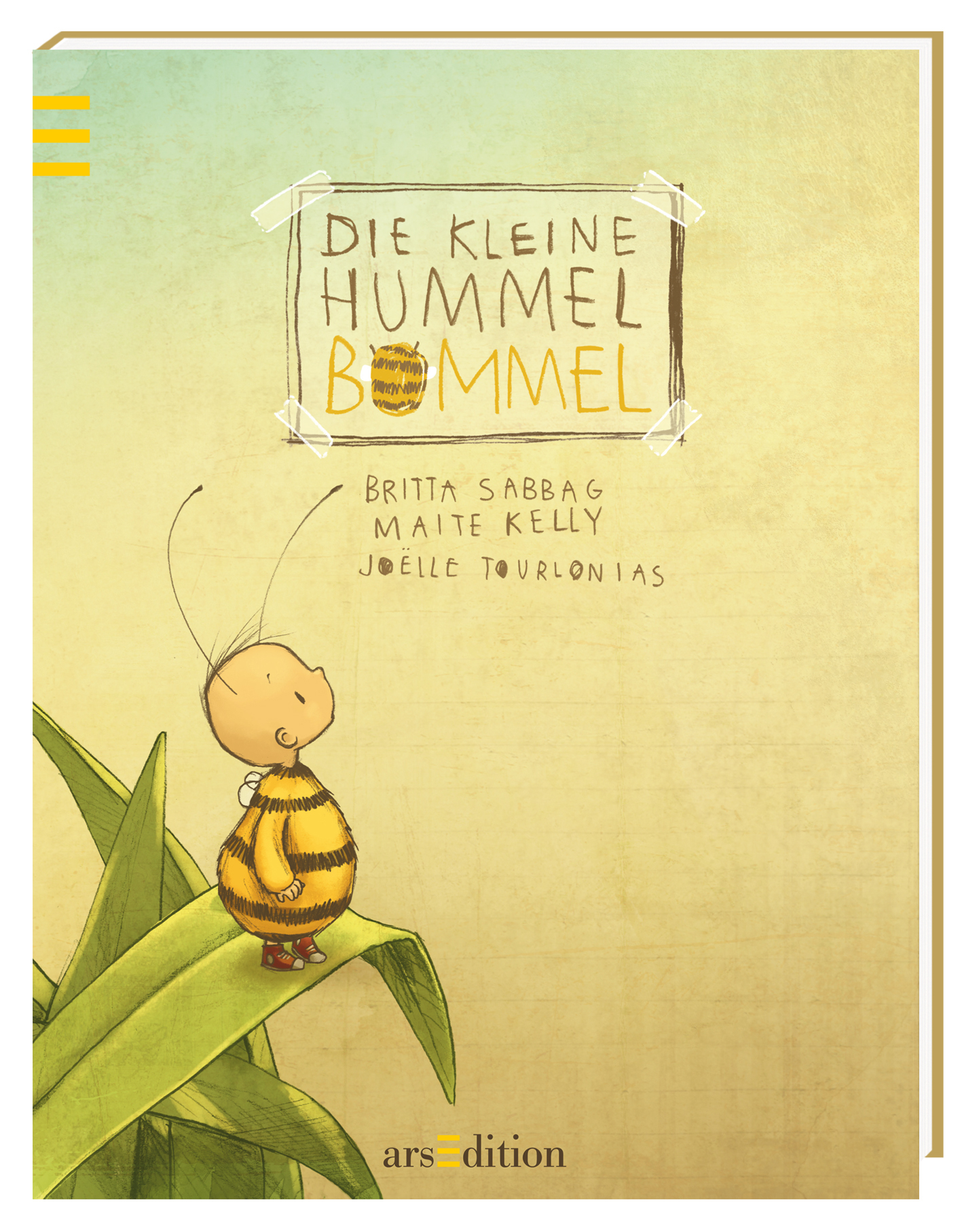 Die kleine Hummel Bommel: Du bist du! - Britta Sabbag