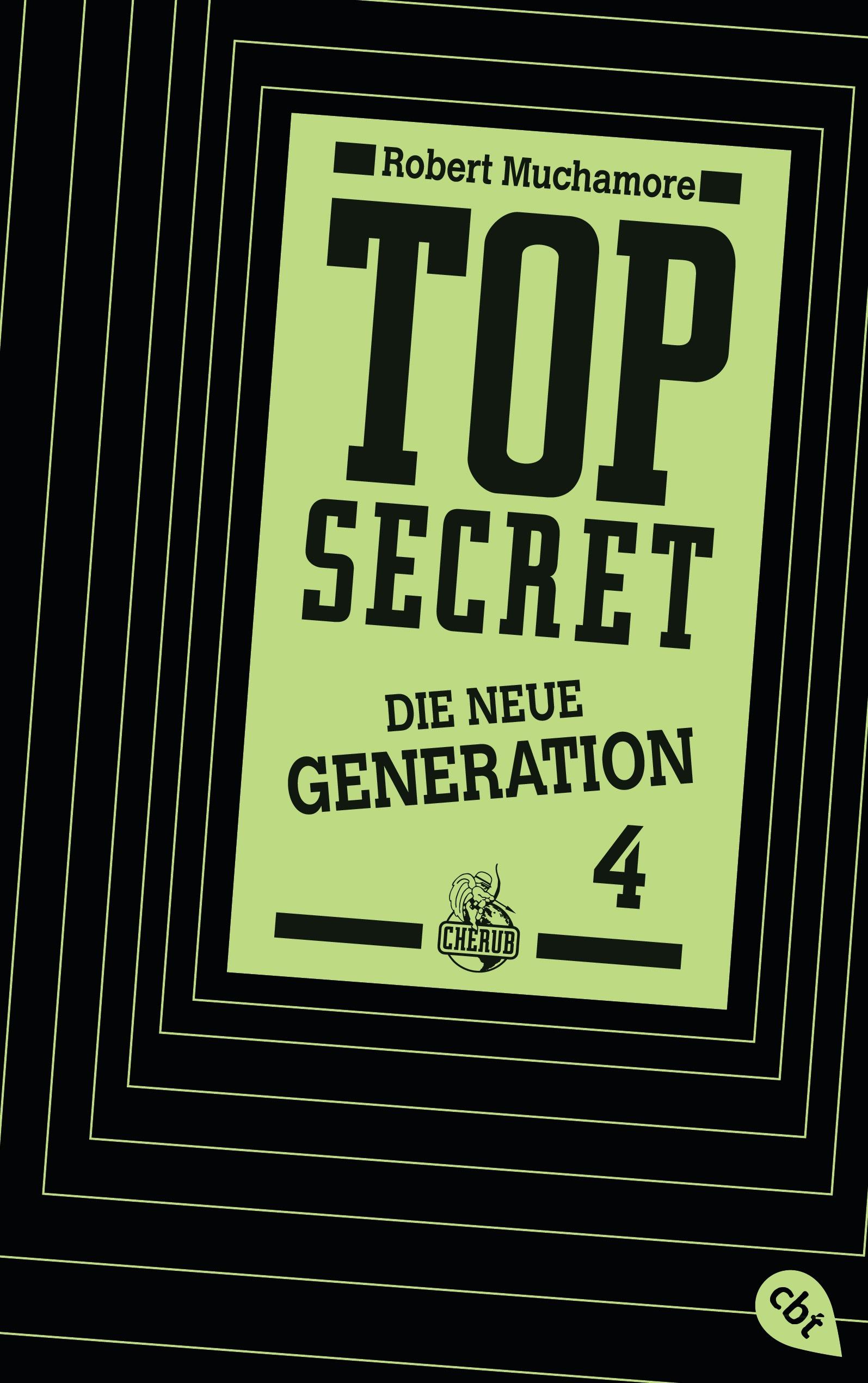 Top Secret - Die neue Generation: Band 4 - Das Kartell - Robert Muchamore [Broschiert]