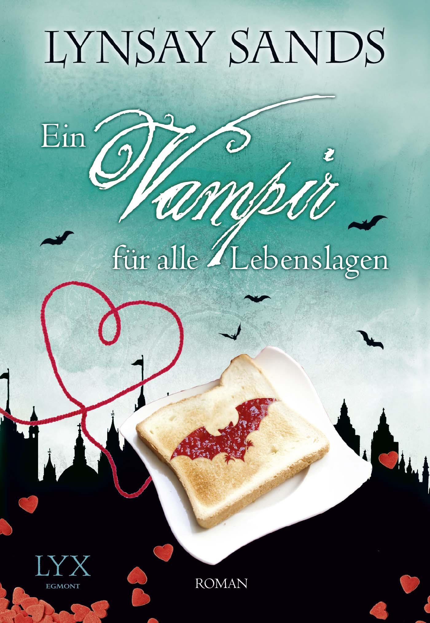 Ein Vampir für alle Lebenslagen - Sands, Lynsay