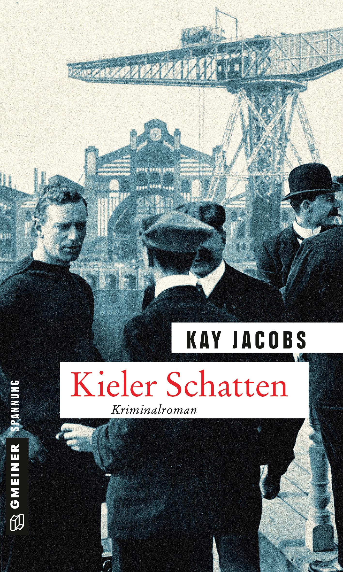 Kieler Schatten - Kay Jacobs [Broschiert]