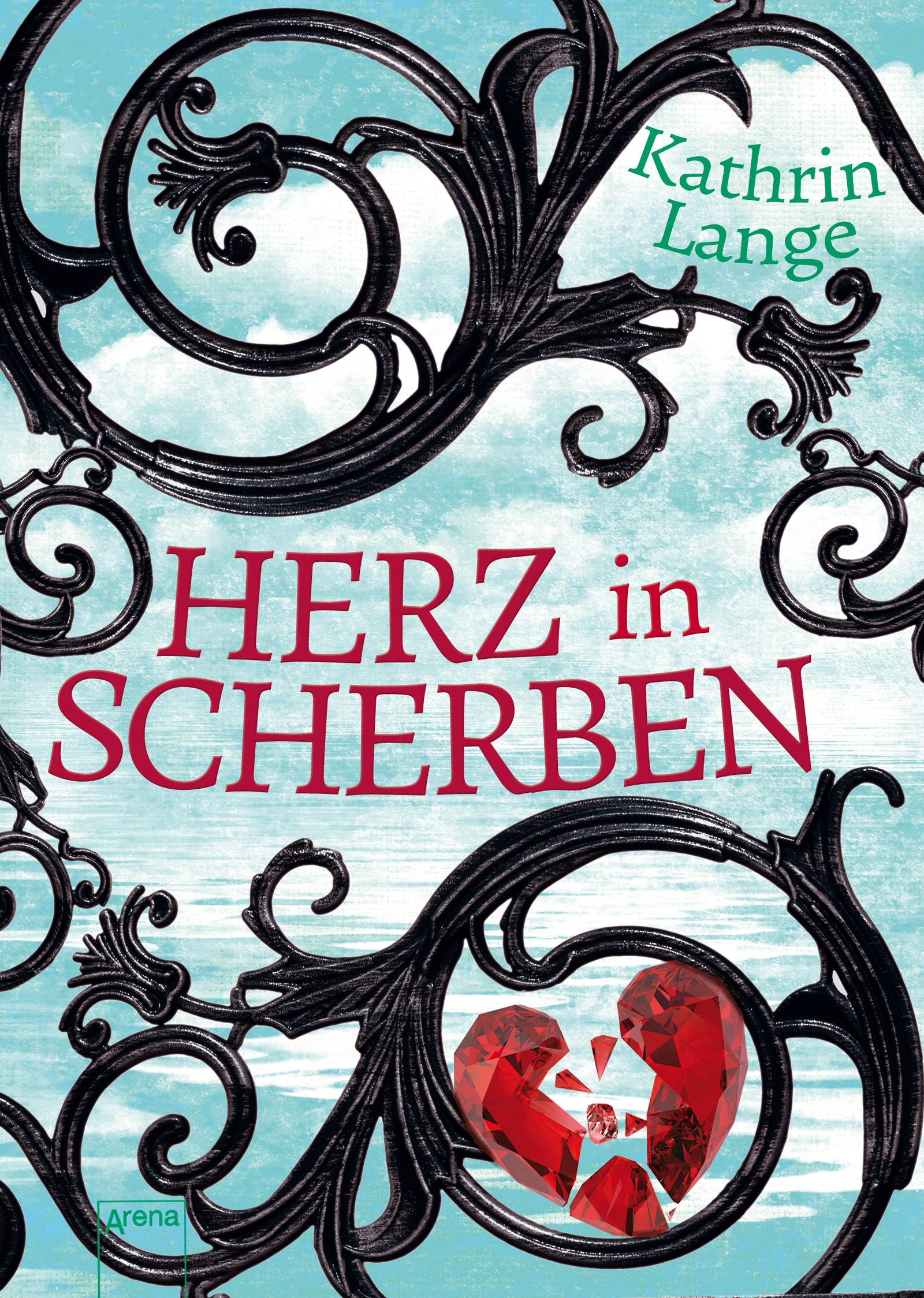Herz in Scherben - Lange, Kathrin