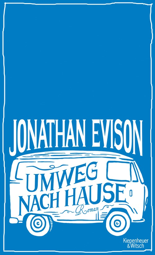 Umweg nach Hause - Jonathan Evison