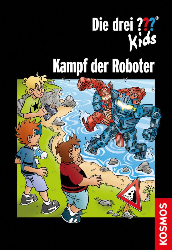 Die drei ??? Kids, Kampf der Roboter - Pfeiffer...