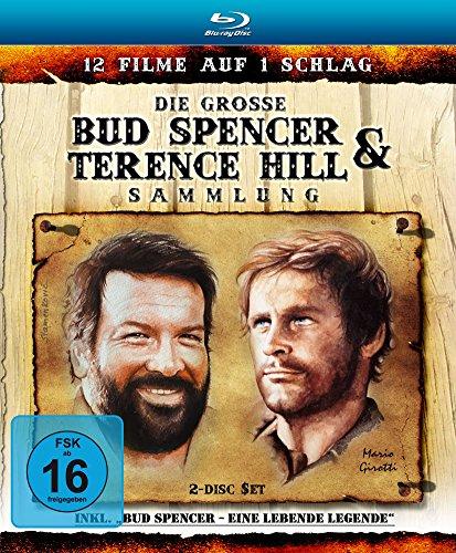 Die große Bud Spencer & Terence Hill Sammlung