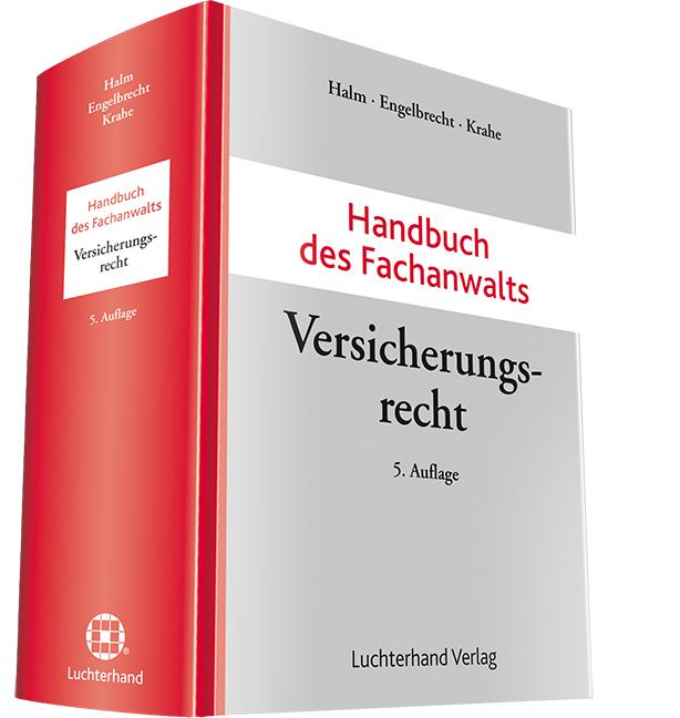 Handbuch des Fachanwalts Versicherungsrecht - W...