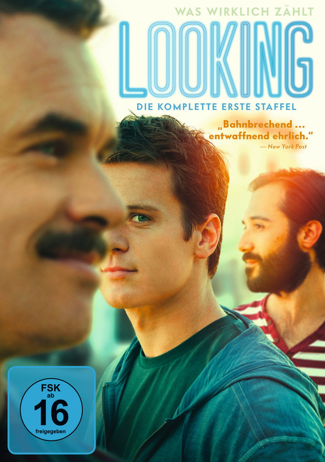 Looking - Die komplette 1. Staffel [2 DVDs]