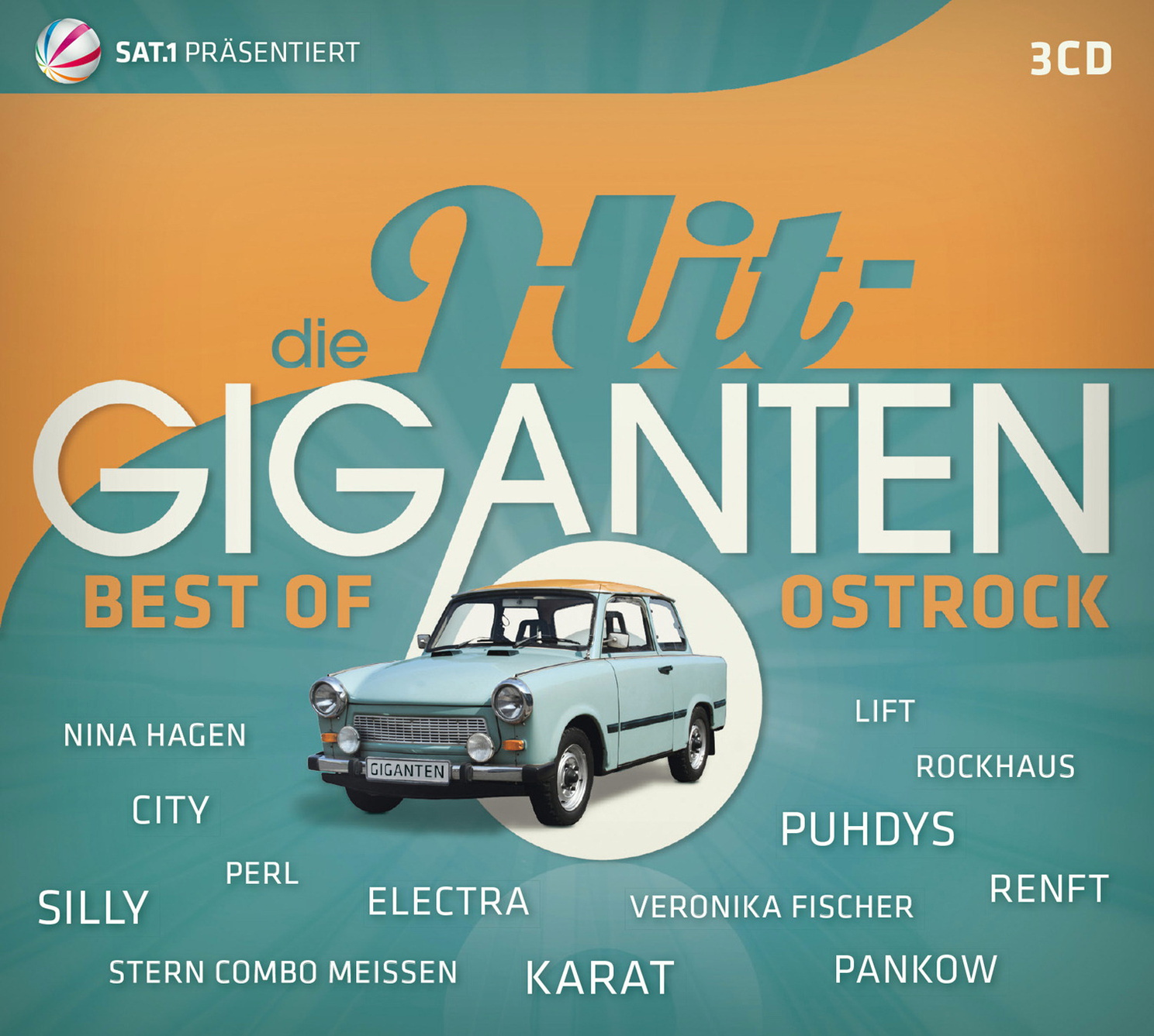Die Hit Giganten Best of Ostrock