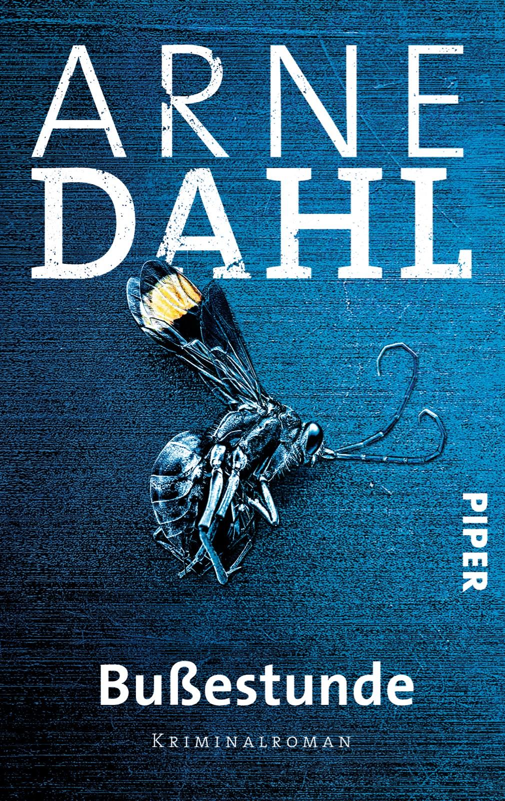 Bußestunde - Arne Dahl [Taschenbuch]