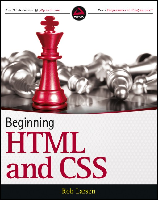 Beginning HTML and CSS (Wrox Beginning Guideswr...