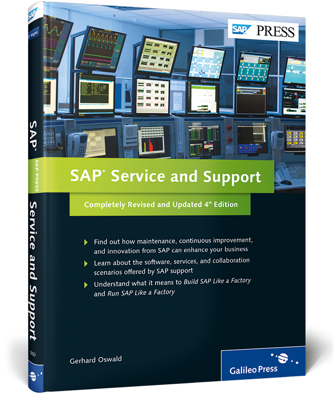 SAP Service and Support: Innovation and Continu...