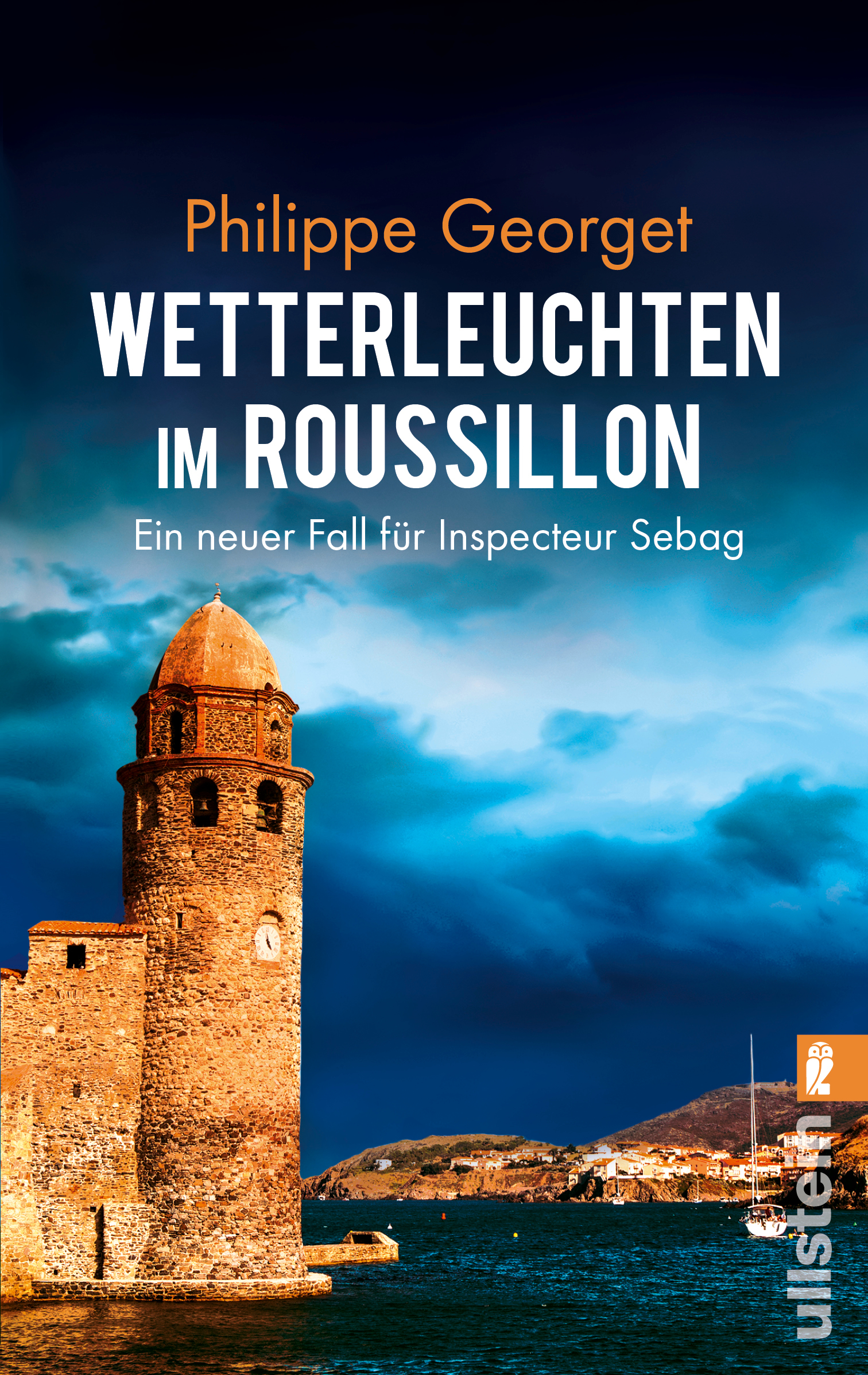 Wetterleuchten im Roussillon: Ein neuer Fall für Inspecteur Sebag - Philippe Georget