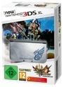 New Nintendo 3DS XL silber [inkl. 4GB Speicherkarte, Monster Hunter 4 Ultimate Limited Edition]
