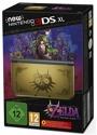 New Nintendo 3DS XL gold [inkl. 4GB Speicherkarte, Legend of Zelda: Majora's Mask 3D Limited Edition]