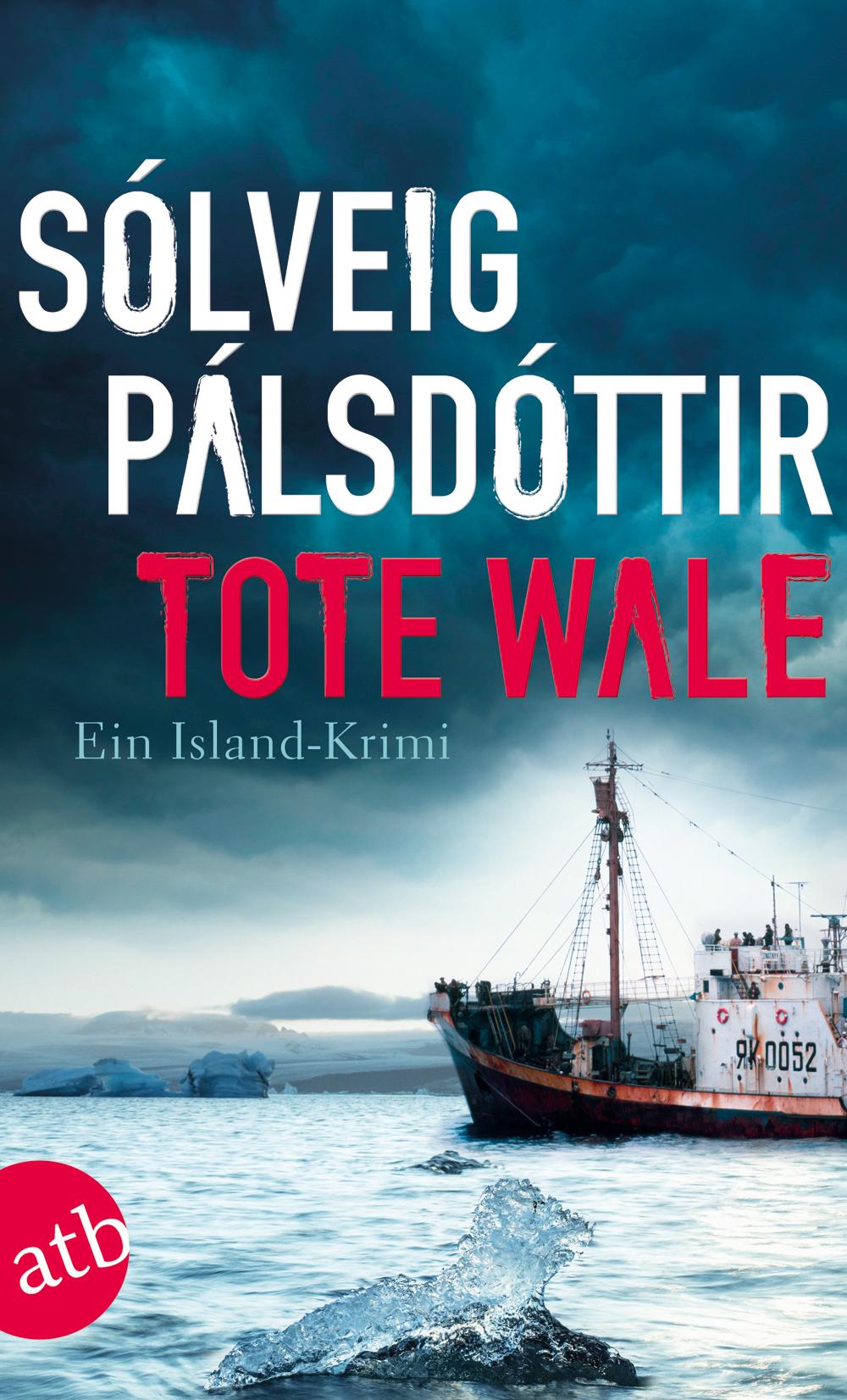 Tote Wale - Sólveig Pálsdóttir [Taschenbuch]